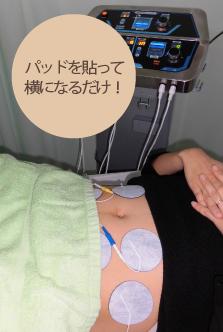 長野市青木島 あおきじま整骨院のインナーマッスルのらくらくトレーニング 楽トレ